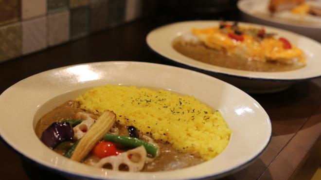 燻製咖喱 くんかれ - メイン写真: