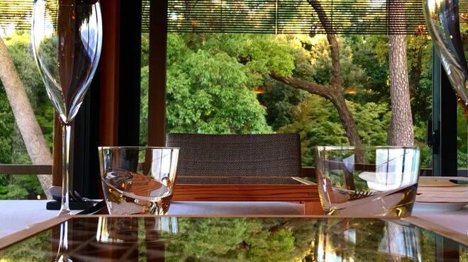 ガーデンレストラン徳川園 - メイン写真: