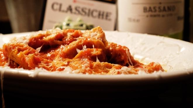 タベルナクアーレ クラシケ - 料理写真:牛ハラミのソテー赤ワインソース