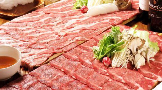 個室×肉バル×シュラスコ食べ飲み放題 BLESS - メイン写真: