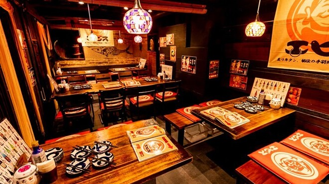 個室居酒屋 九州料理専門店エビス - メイン写真: