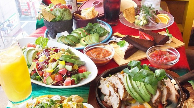 Mexican Dining AVOCADO - メイン写真: