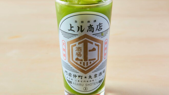 天ぷら酒場 上ル商店 - メイン写真: