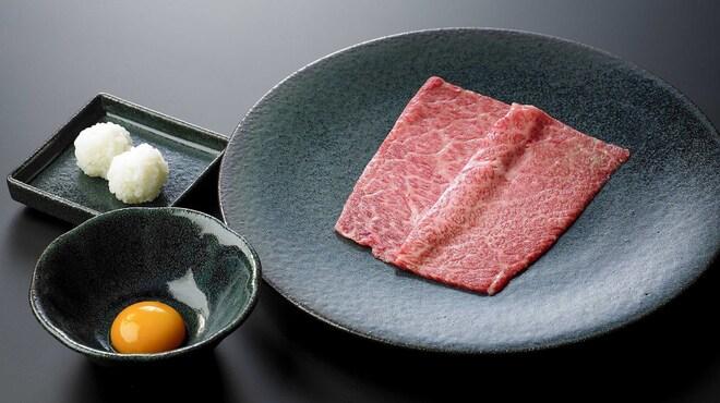 まんぷく - 料理写真:ザブトンの炙り焼き