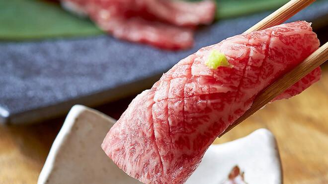 まんぷく - 料理写真:牛握り
