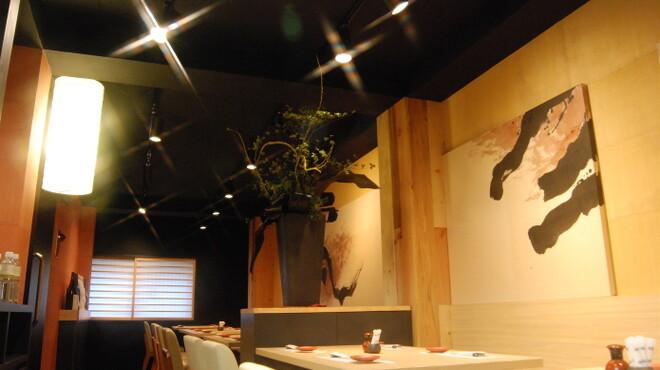 Sushi TOCHINO-KI - 内観写真:落ち着いた'雅な'空間