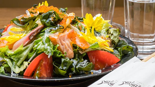 旬の鮮魚と京野菜 魚魚 - メイン写真: