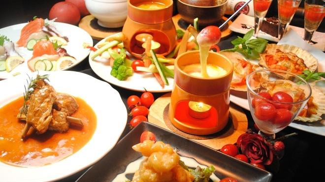 DININGみにとまと お野菜と地鶏と - メイン写真: