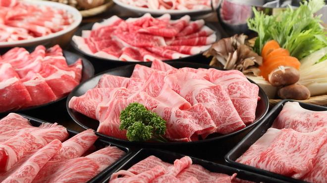 牛しゃぶ牛すき食べ放題 但馬屋 - メイン写真: