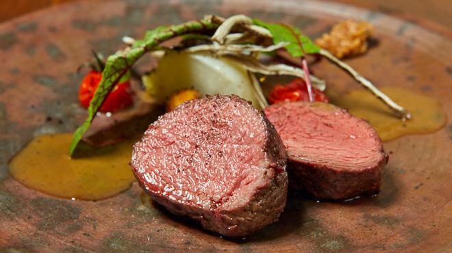 タベルナ ラ キアーヴェ - 料理写真:肉料理