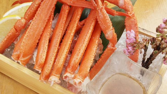 蟹だるま - メイン写真: