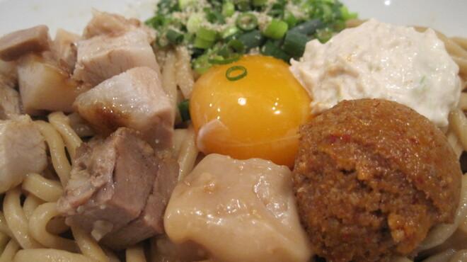 日の出らーめん - 料理写真:最狂!ジャンクフードKING!ガッツ麺DX!