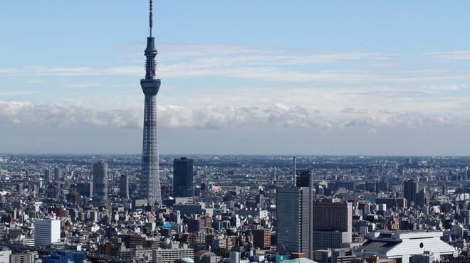 広東料理 センス - その他写真:東京スカイツリー®を望む壮大な展望