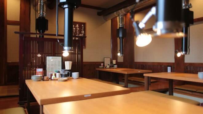炭火焼肉ホルモン 七輪坂井 - メイン写真: