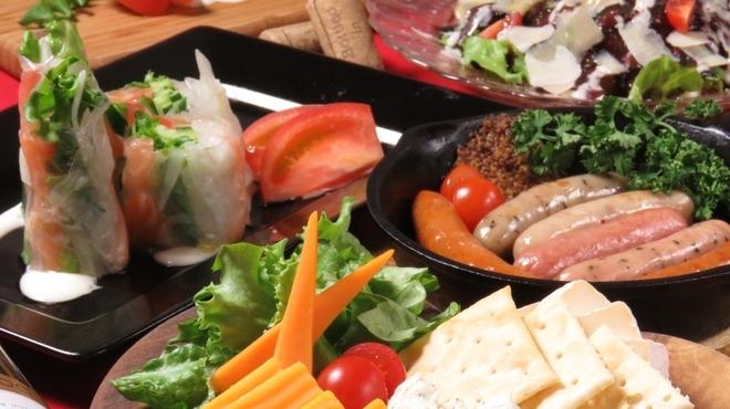 博多イタリアンチーズバル バルバル - メイン写真: