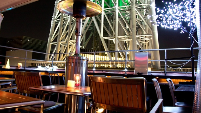 piccole lampare & rooftop Sky Bar - メイン写真: