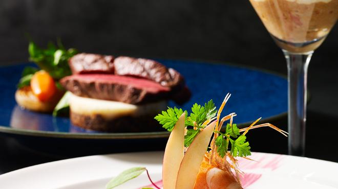 レストラン・ブリーズ・ヴェール - 料理写真:2019年度ニューイヤーメニュー