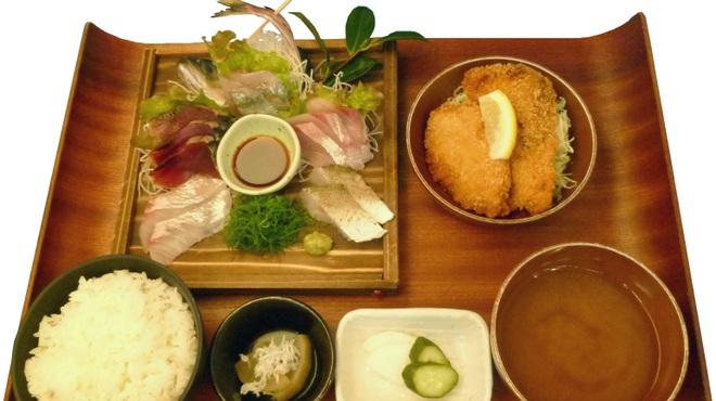 平塚漁港の食堂 - 料理写真:おまかせ定食