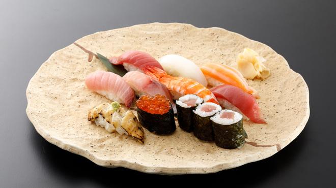 寿司と酒 十六夜 - メイン写真: