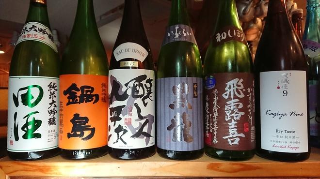 地酒屋のぼる - メイン写真: