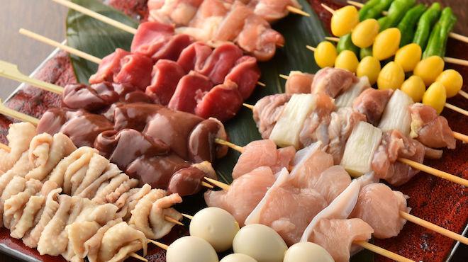 博多焼き鳥・野菜巻き・もつ鍋 かつぎや - メイン写真: