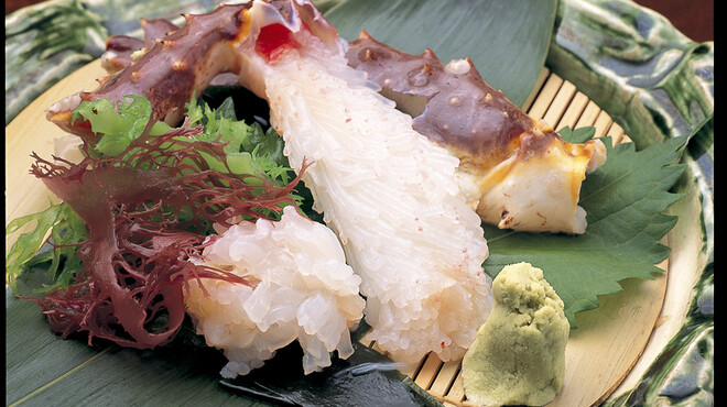 かに亭 - 料理写真: