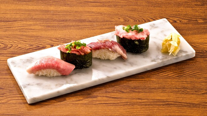 千日前肉寿司 - メイン写真:
