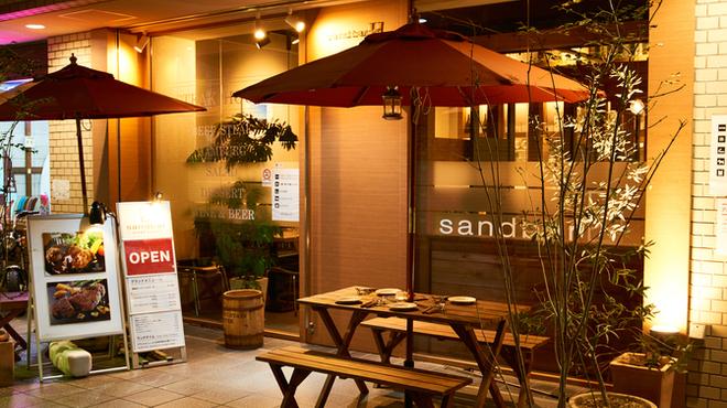 STEAK HOUSE sandbar - メイン写真: