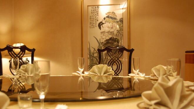 華正樓 - 内観写真:大事な方と特別なお料理とお部屋でお過ごし頂ける貴賓室