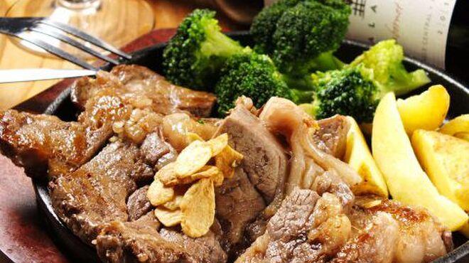 肉バル ジャストミート - メイン写真:
