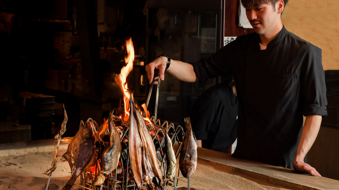 夜景のみえる 北海道原始焼き酒場ルンゴカーニバル - メイン写真: