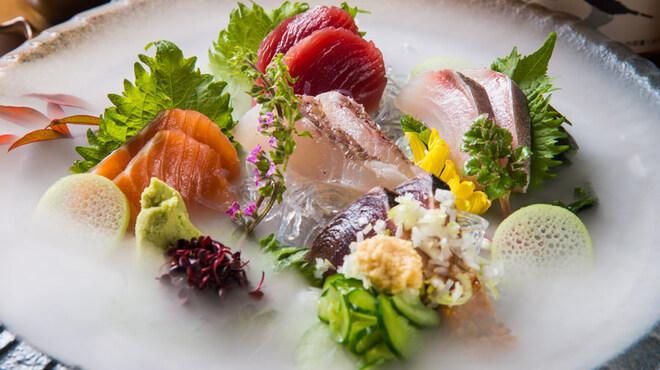 地酒と鮮魚 このはな - メイン写真: