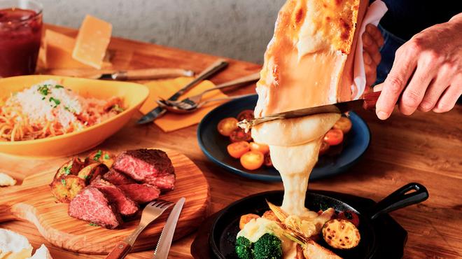 CHEESE CHEESE & Meat. COMTE - メイン写真:
