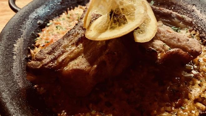 炭火焼スペインバルMon - メイン写真: