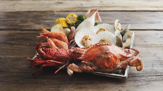 Catch the Cajun Seafood - メイン写真: