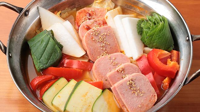オモニの田舎料理 - メイン写真: