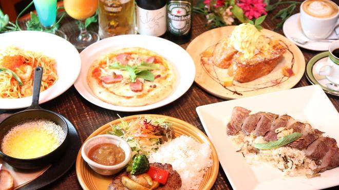レストラン&カフェ PAO - メイン写真: