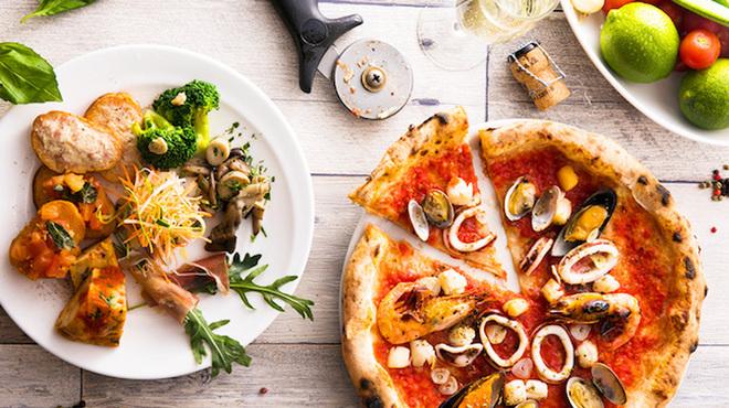 Trattoria&Pizzeria LOGIC - メイン写真: