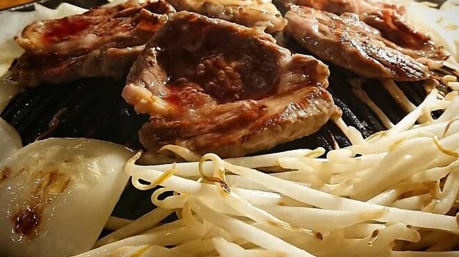 鶏羊炭焼七輪 ちもとり - メイン写真: