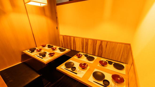 隠れ家個室 よしむら - メイン写真: