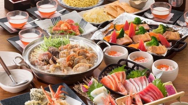 Hokkaido Gourmet Dining 北海道 - メイン写真: