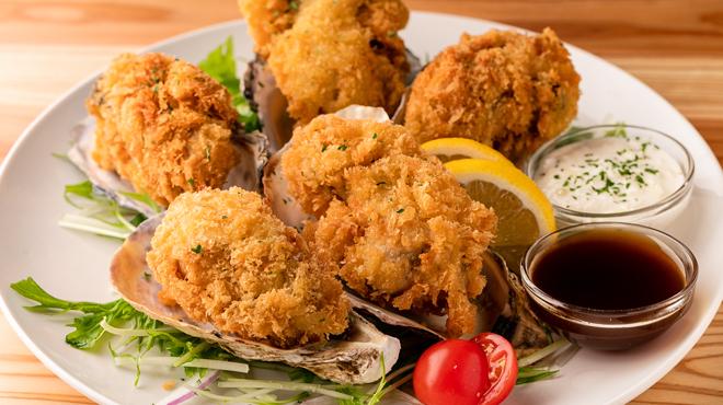 牡蠣と和牛 ほいさっさ - メイン写真:
