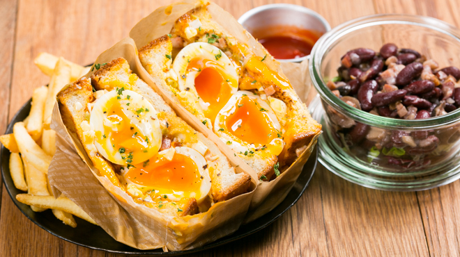 egg baby cafe - メイン写真:
