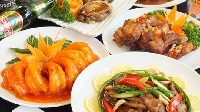 中華料理 旭園 - メイン写真: