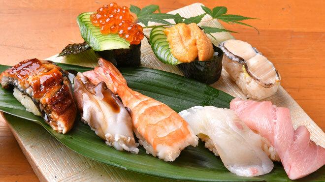 大衆寿司 豊洲 - メイン写真: