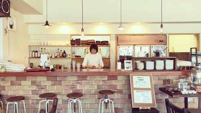 コップン カフェ - メイン写真: