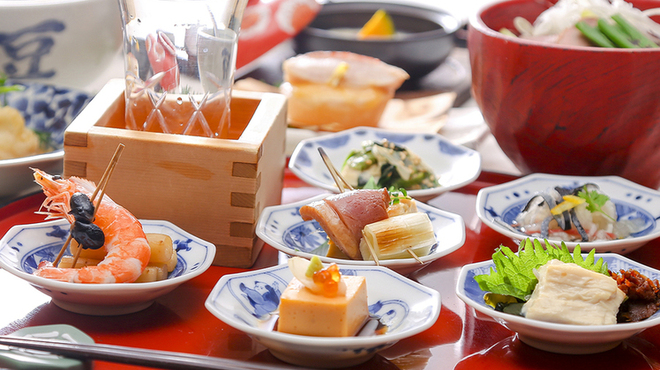 豆腐料理と吟醸せいろ蒸し 八かく庵 - メイン写真: