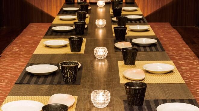 広島個室居酒屋 東北料理お酒 北六 - メイン写真: