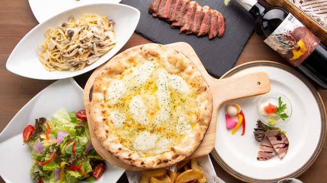 石窯ピザのイタリアンバル Pizza Cozou - メイン写真: