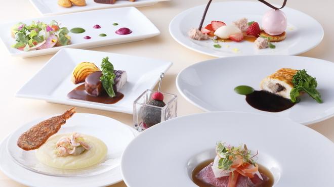 タワーテラス - 料理写真:第78回シェフの饗宴(ディナー)